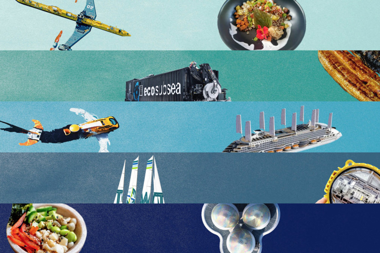 Ten to Watch - Pioneeers of the Blue Economy by Climate and Capital Media